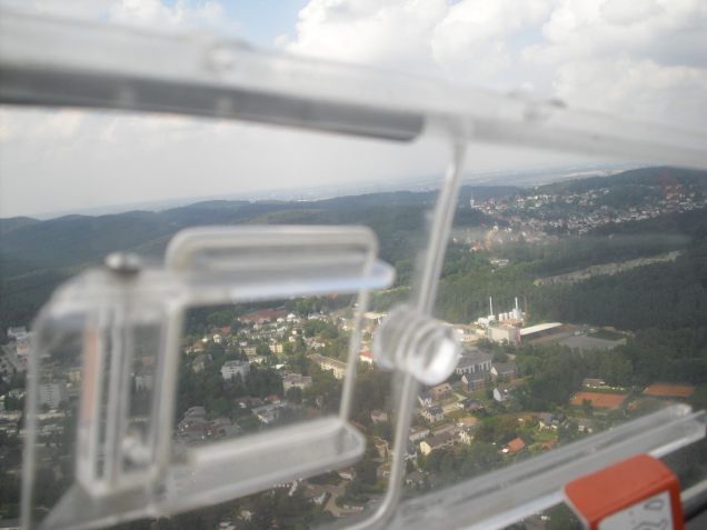 Mein erster Segelflug, 26.07.2014