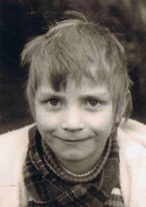 Ich, 6jährig